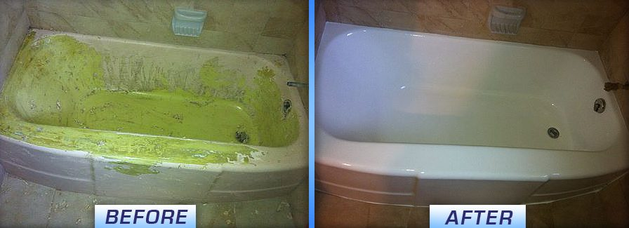 bathtub refinishing miami