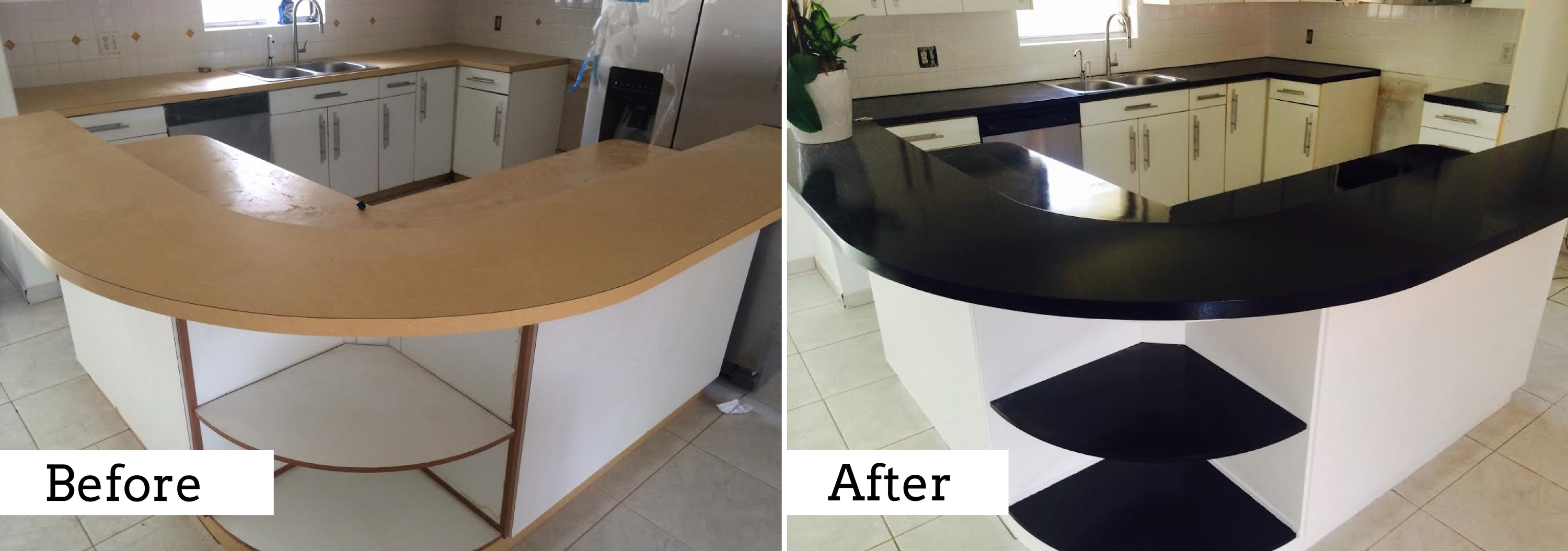 countertops faux with new sink stone refinishing tub repair finish large out a for cut pro refinished countertop