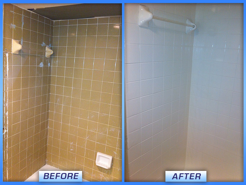 refinish bathroom tile tile amp shower refinishing pictures miami bathtub refinishing 14133